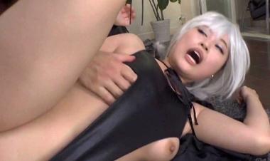 【オフパコ映像】アイドル級にカワイイ爆乳Gカップのアニコス美女【望月あやか】#13