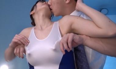水泳教室NTR グラマラス美女【七瀬いおり】#9