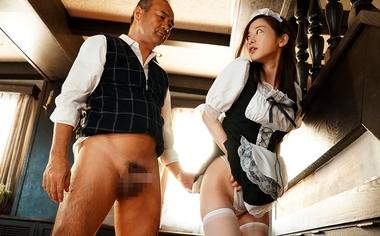 人妻メイドの篠田ゆう