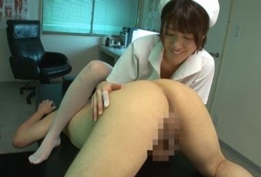 【トコダケ】患者のアナルをガン見するナース(看護婦)コスプレの川上奈々美#1