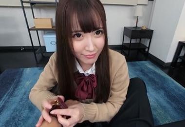 【VR】制服コスプレをした美咲まや#2