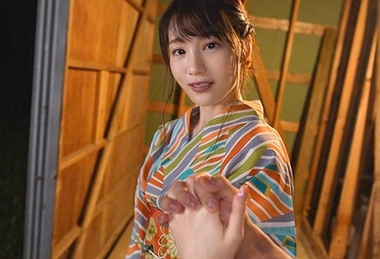 【アオハル】浴衣コスプレをした鈴村あいり#1【完全主観】