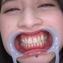 【歯フェチ】優梨まいなちゃんの歯を観察しました!