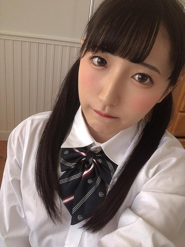 黒髪美少女 河奈亜依さん、制服姿で性交する。画像50枚のa11枚目