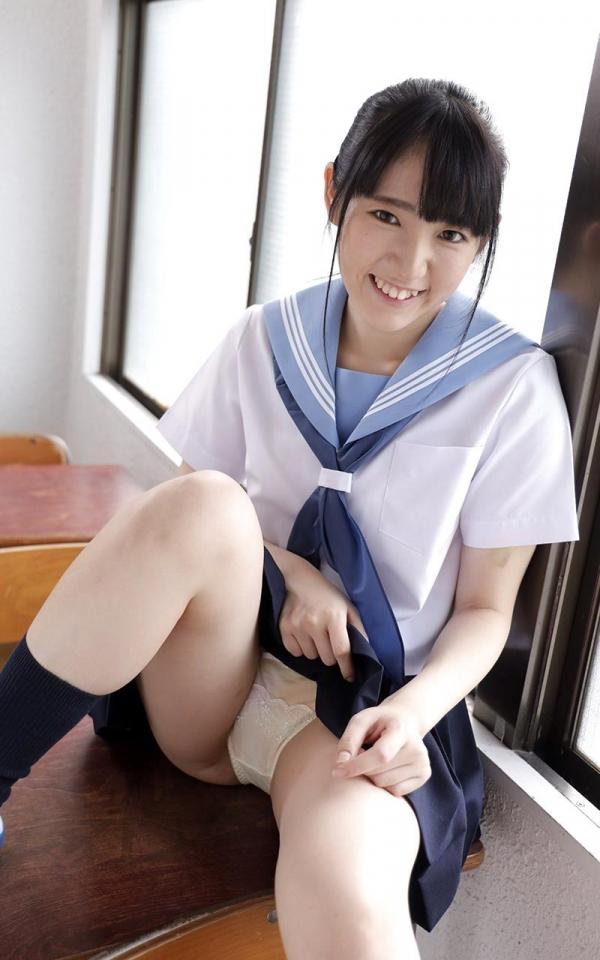 黒髪美少女 河奈亜依さん、制服姿で性交する。画像50枚のb04枚目