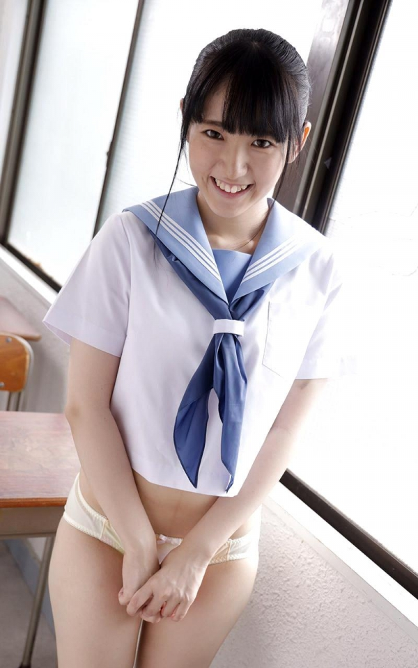 黒髪美少女 河奈亜依さん、制服姿で性交する。画像50枚のb07枚目