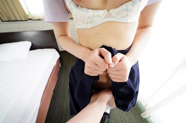 黒髪美少女 河奈亜依さん、制服姿で性交する。画像50枚のc04枚目
