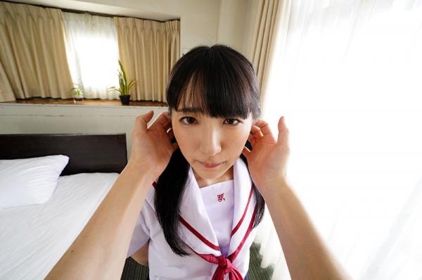 黒髪美少女 河奈亜依さん、制服姿で性交する。画像50枚のc08枚目