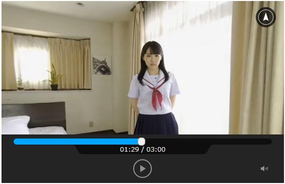 黒髪美少女 河奈亜依さん、制服姿で性交する。画像50枚のc20枚目