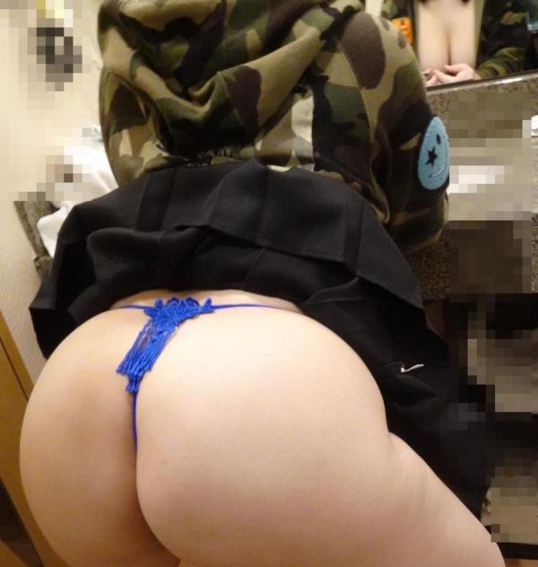 巨尻のエロ画像 ムッチムチなセクシーヒップ35枚の10枚目