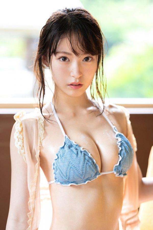 潮美舞 スレンダー美巨乳うぶかわ女子大生のエロ画像30枚のa11枚目
