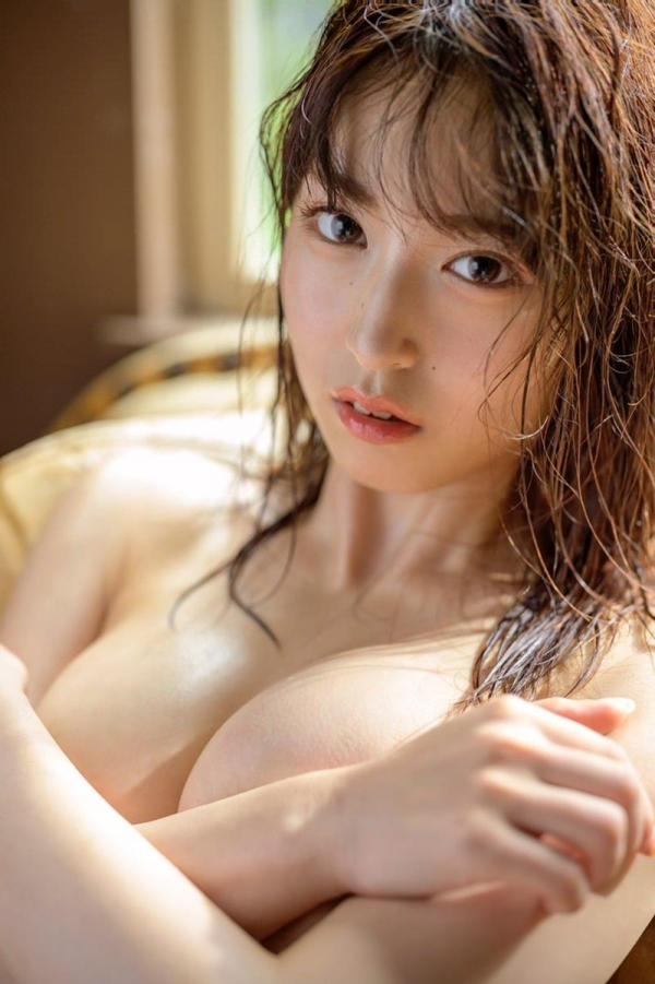 潮美舞 スレンダー美巨乳うぶかわ女子大生のエロ画像30枚のa13枚目
