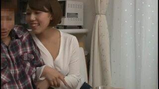 【妹近親相姦】巨乳の妹JKの、近親相姦パイズリハーレムプレイ動画。【お風呂】