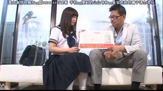 激カワスレンダーな制服姿のアイドル女子校生の、セックス浮気近親相姦無料動画!【モニタリング、寝取られ動画】