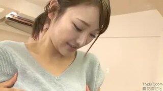 【美女バイブ】スレンダーな美女素人の、バイブ羞恥着エロ動画。スラっとしてて美しい…!【おっぱい】
