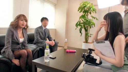 【爆乳Gカップ×中出し×5連発】「私、AV監督になりたいんです」【妄想ちゃん。8人目ゆいさん】390JAC-051 (春風ひかる) 04