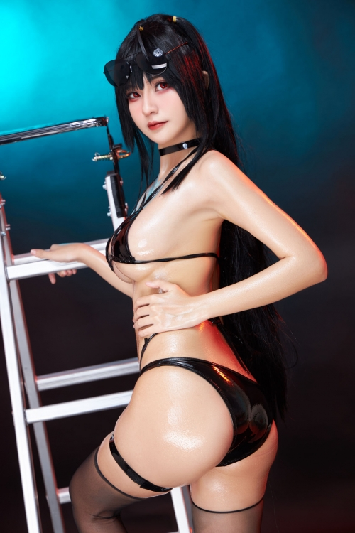Azami 中国 巨乳コスプレイヤー 16