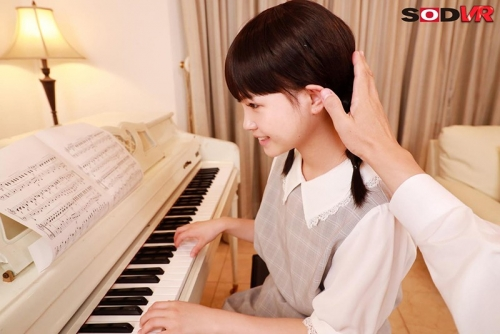 【VR】3年2組 はるちゃん 142cm ピアノレッスン中にわいせつ(伊藤はる) 04