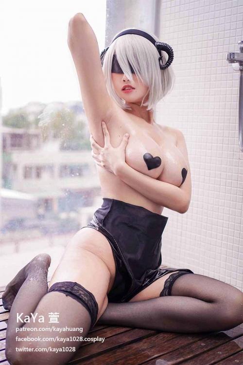 KaYa Huang 萱 13