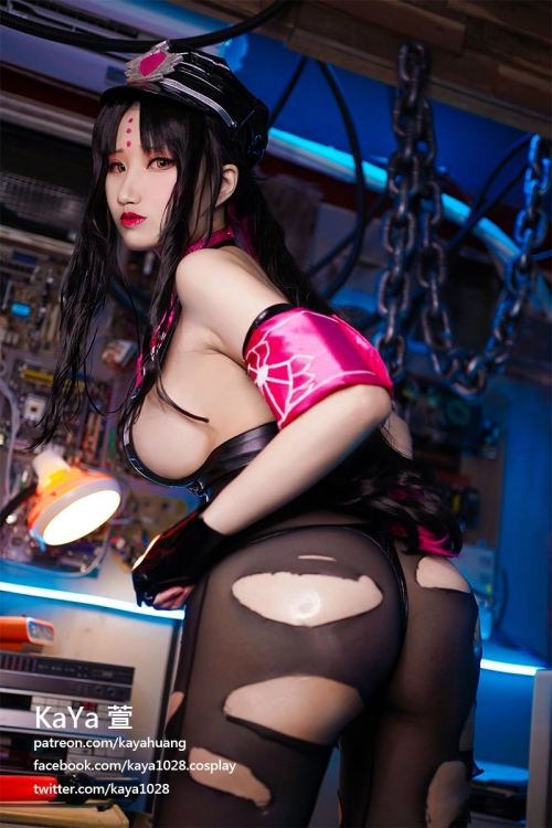 KaYa Huang 萱 71