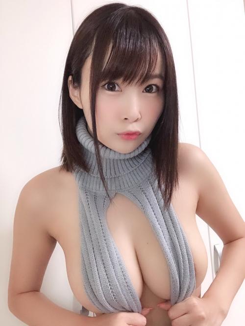 河合あすな AV女優 Hカップのおっぱいグラビア 21