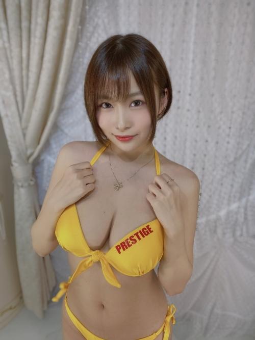 河合あすな AV女優 Hカップのおっぱいグラビア 28