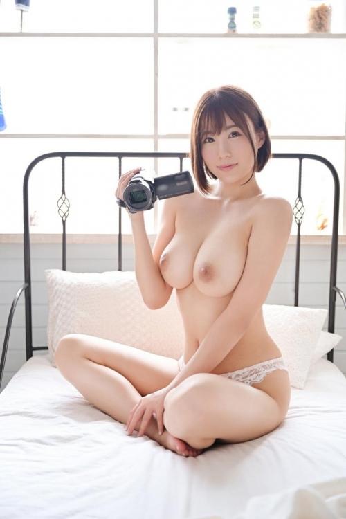 河合あすな AV女優 Hカップのおっぱいグラビア 84