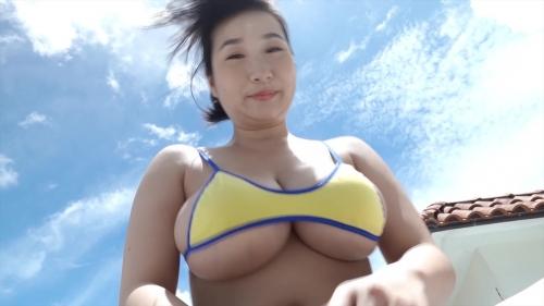 二人っきりの南国生活 桐山瑠衣 34