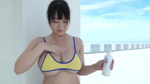 二人っきりの南国生活 桐山瑠衣 36