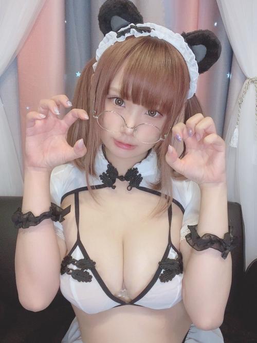 牛ビキニ・ミルクガール コスプレ画像 14