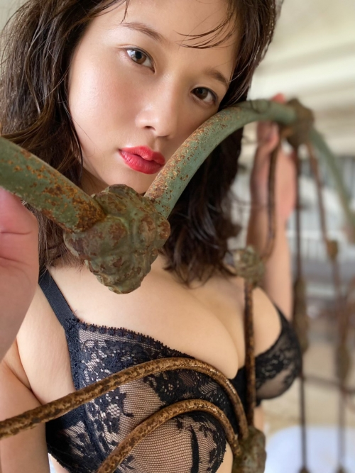 桃園怜奈 天然IカップAV女優 Twitter画像 60