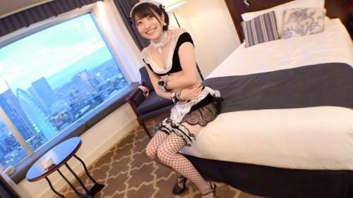 レンタル彼女 葵ちゃん 19歳 五つ星ホテルの客室清掃係 300MIUM-633(中城葵) 18