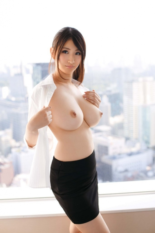 エッチな制服OL 02