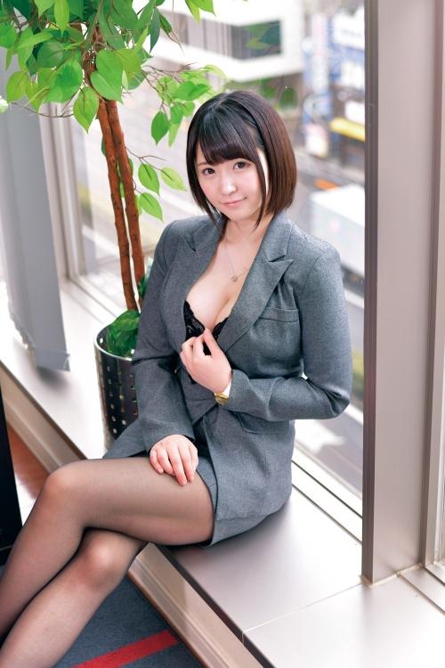エッチな制服OL 04