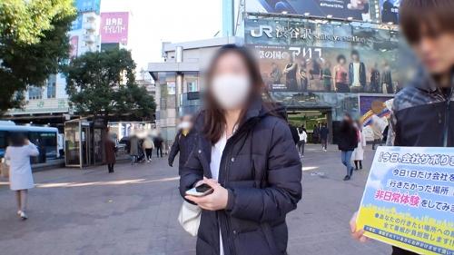 今日、会社サボりませんか?27in渋谷 みなみちゃん 23歳 ナース 300MIUM-669 (斎藤みなみ) 02