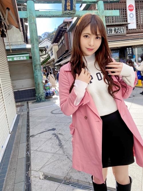 今日、会社サボりませんか?27in渋谷 みなみちゃん 23歳 ナース 300MIUM-669 (斎藤みなみ) 44