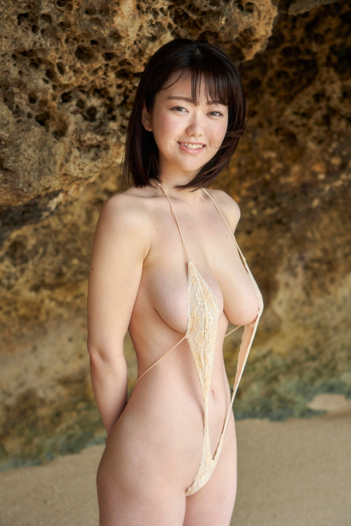 V字水着 (Sling Bikini) 06