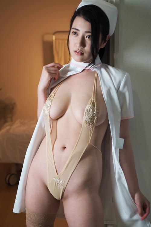 V字水着 (Sling Bikini) 08