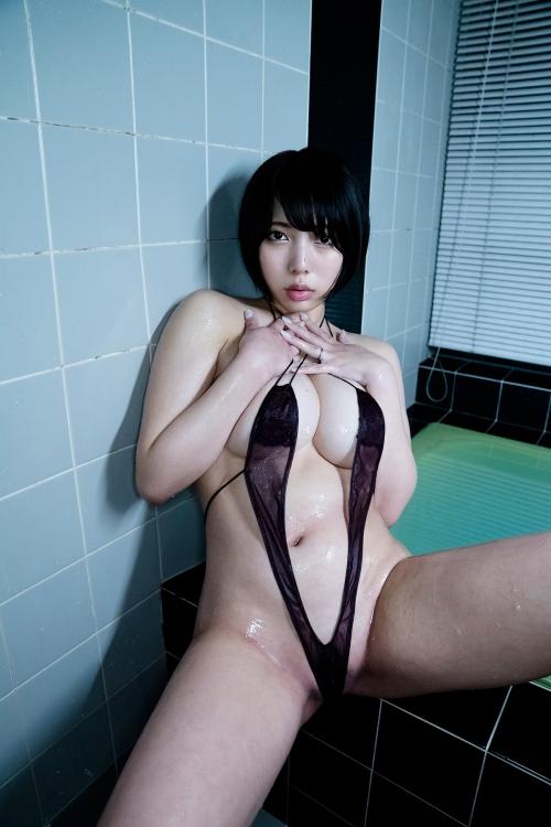 V字水着 (Sling Bikini) 09