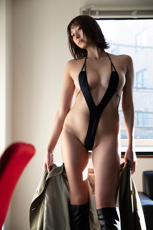 V字水着 (Sling Bikini) 27