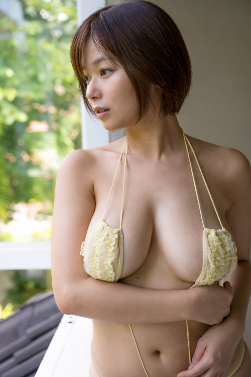 V字水着 (Sling Bikini) 35