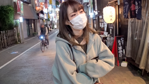 【家まで送ってイイですか? case.165】柳田さん 21歳 ガールズバー店員 277DCV-171 (高梨有紗)  04