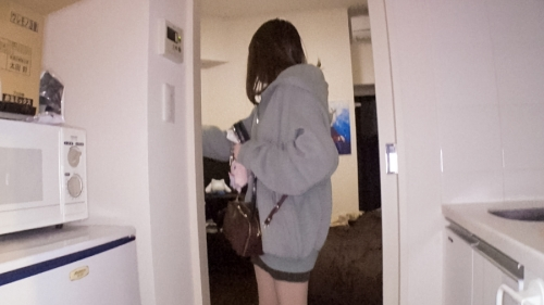 【家まで送ってイイですか? case.165】柳田さん 21歳 ガールズバー店員 277DCV-171 (高梨有紗)  07