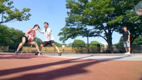 【スポえろジャーニー】14人目 ちなちゃん 23歳 超爆乳I(アイ)カップ美容師 390JAC-058 (辻井ほのか) 10