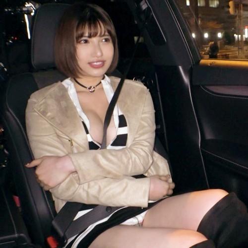 厄払いにセックスしたいという、パイパンマ○コの巨乳ラウンジ嬢ハメ撮り『募集ちゃん【SEXの逸材。】はずき 26歳(若宮はずき)』