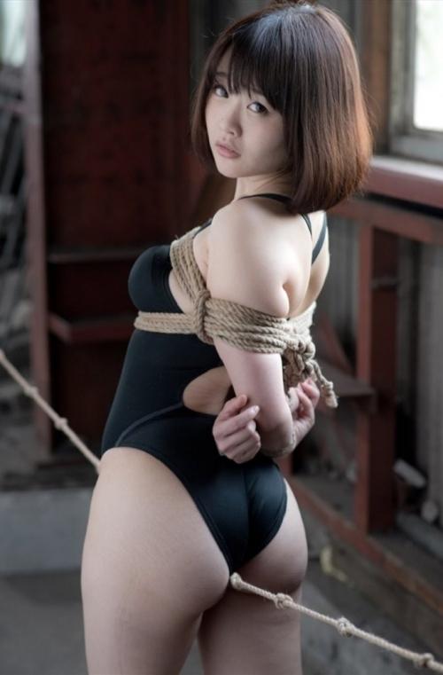 SM 縛り 緊縛 14