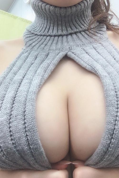 童貞を殺すセーター 09