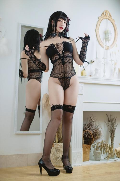 魅惑のセクシーランジェリー 19
