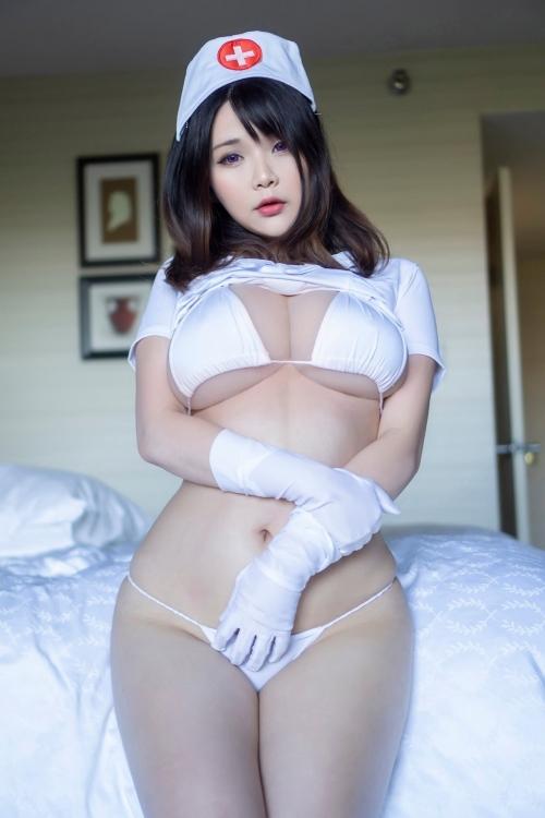 ナースコスプレ Nurse Cosplay 01