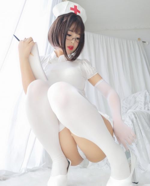 ナースコスプレ Nurse Cosplay 14